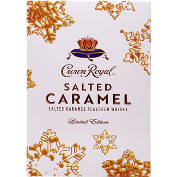 Crown Royal Salted Caramel Whiskey