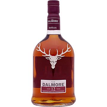 Dalmore 12 Year Old Single Malt Scotch Whiskey