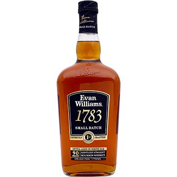 Evan Williams 1783 Small Batch Bourbon Whiskey