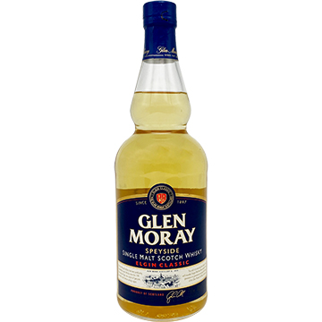 Glen Moray Classic Speyside Single Malt Scotch Whiskey