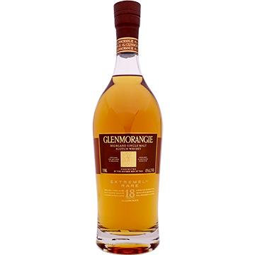 Glenmorangie 18 Year Old Single Malt Scotch Whiskey