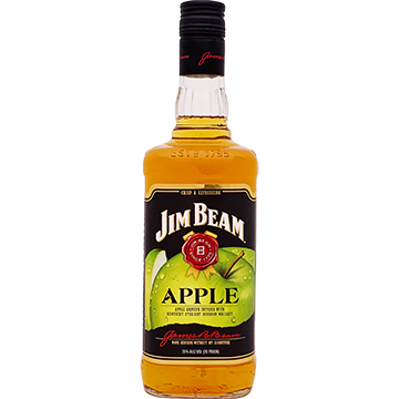 Jim Beam Apple Bourbon Whiskey