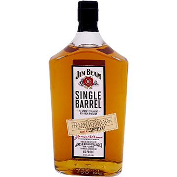 Jim Beam Single Barrel Bourbon Whiskey
