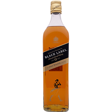 Johnnie Walker Black Label 12 Year Old The Jane Walker Edition Blended Scotch Whiskey