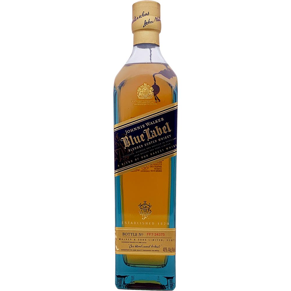 Johnnie Walker Blue Label Blended Scotch Whiskey 750ml