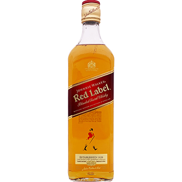 Johnnie Walker Red Label Blended Scotch Whiskey
