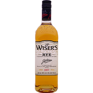 J.P. Wiser's Blended Canadian Rye Whiskey