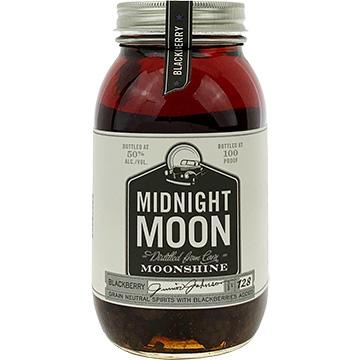 Junior Johnson Midnight Moon Blackberry Whiskey