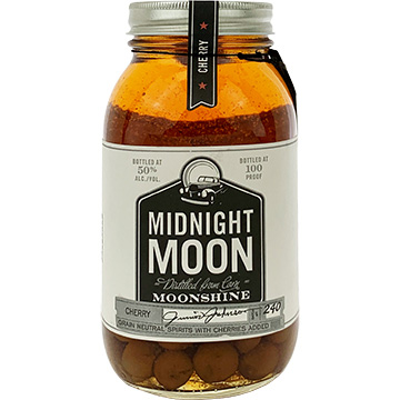Junior Johnson Midnight Moon Cherry Whiskey