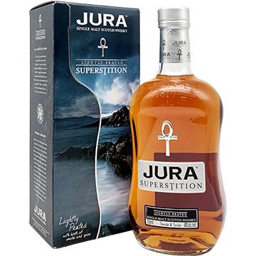 Jura Superstition Single Malt Scotch Whiskey