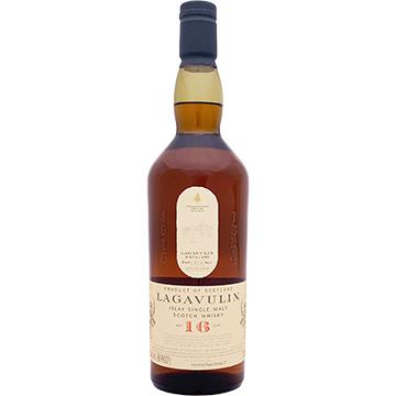 Lagavulin 16 Year Old Single Malt Scotch Whiskey
