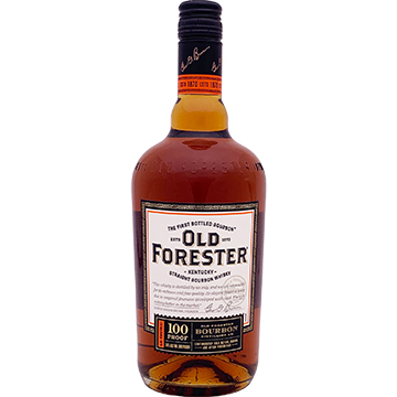 Old Forester 100 Proof Bourbon Whiskey