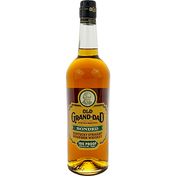 Old Grand Dad Bonded Bourbon Whiskey