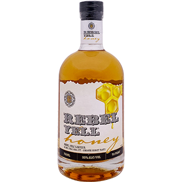 Rebel Yell Honey Whiskey