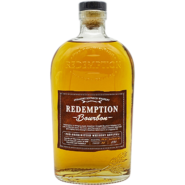 Redemption Straight Bourbon Whiskey