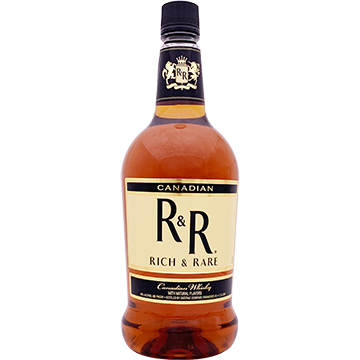 Rich & Rare Blended Canadian Whiskey