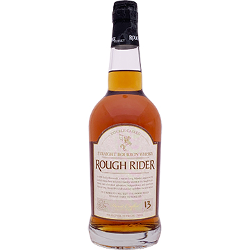 Rough Rider Double Casked Bourbon Whiskey