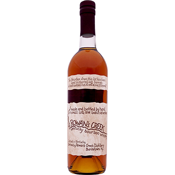 Rowan's Creek Straight Kentucky Bourbon Whiskey