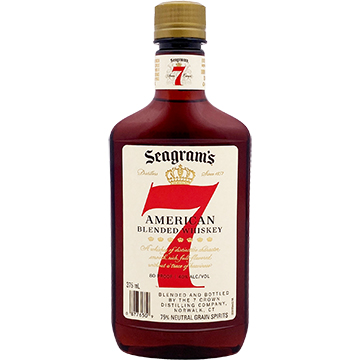 Seagram's 7 Crown American Blended Whiskey