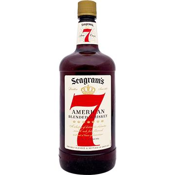Seagram's 7 Crown American Blended Whiskey