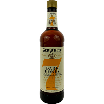 Seagram's 7 Crown Dark Honey Whiskey