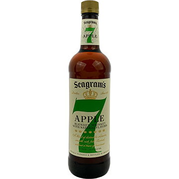 Seagram's 7 Crown Apple Whiskey