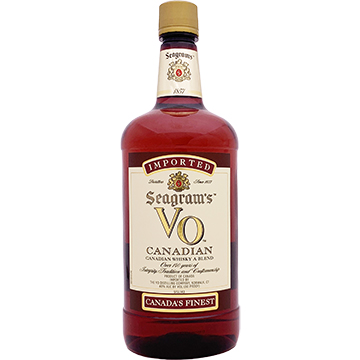 Seagram's VO Blended Canadian Whiskey