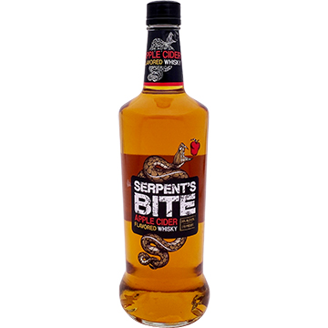 Serpent's Bite Apple Cider Flavored Whiskey