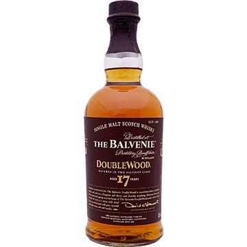 The Balvenie DoubleWood 17 Year Old Single Malt Scotch Whiskey