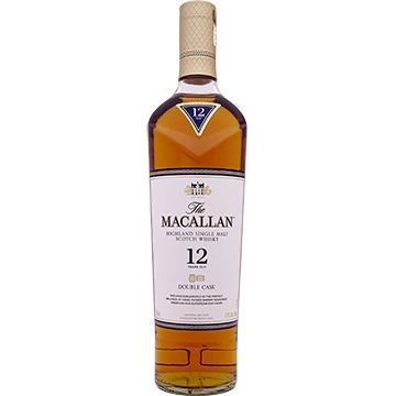 The Macallan Double Cask 12 Year Old Single Malt Scotch Whiskey