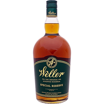 W. L. Weller Special Reserve Bourbon Whiskey
