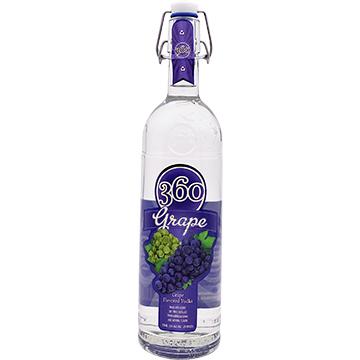 360 Grape Vodka