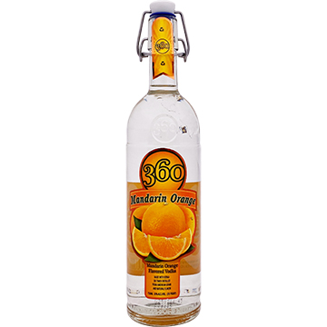 360 Mandarin Orange Vodka