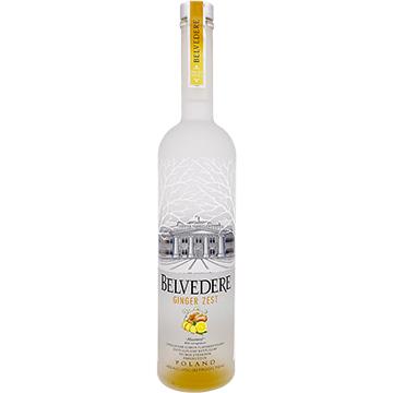 Belvedere Ginger Zest Vodka