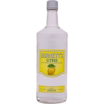 Burnett's Citrus Vodka