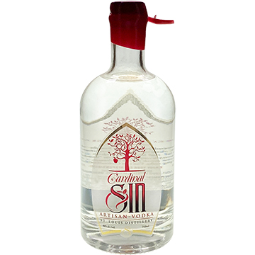 Cardinal Sin Vodka