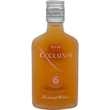 Exclusiv Rose Vodka