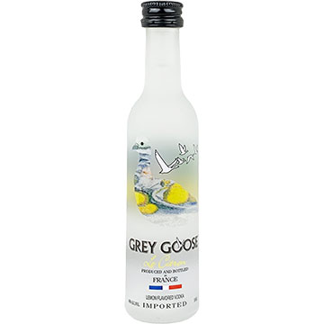 Grey Goose Le Citron Vodka