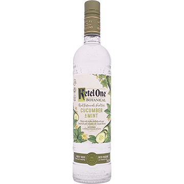 Ketel One Botanical Cucumber and Mint Vodka