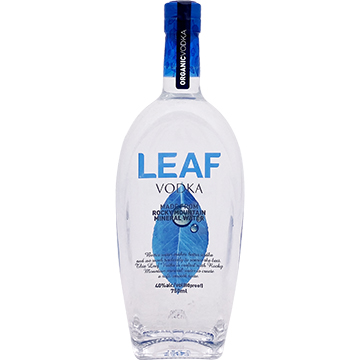 Leaf Rocky Mountain Mineral Water Vodka