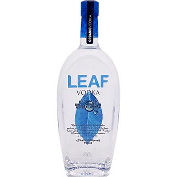 Leaf Rocky Mountain Mineral Water Vodka