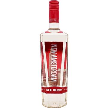 New Amsterdam Red Berry Vodka