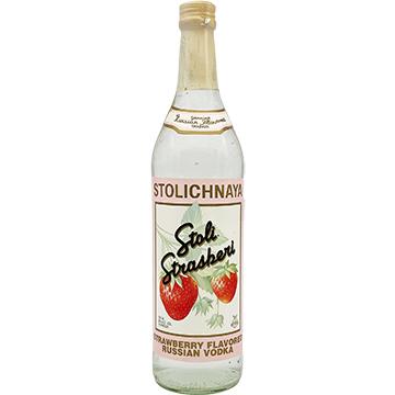 Stolichnaya Strasberi Vodka