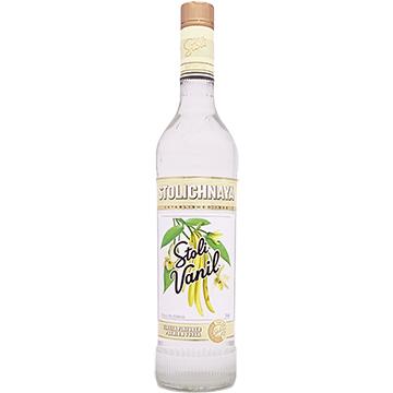 Stolichnaya Vanil Vodka