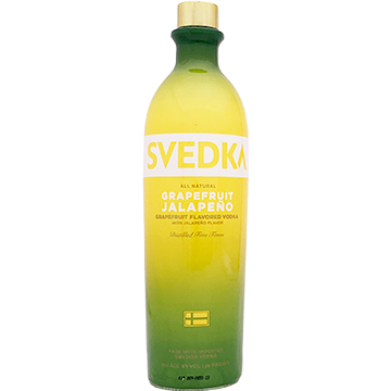 Svedka Grapefruit Jalapeno Vodka