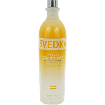 Svedka Orange Cream Pop Vodka