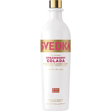 Svedka Strawberry Colada Vodka