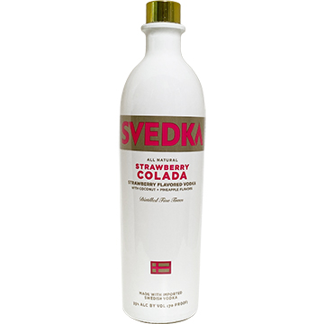 Svedka Strawberry Colada Vodka