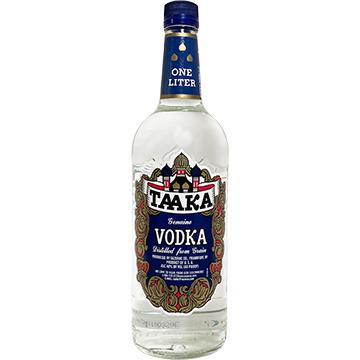 Taaka Vodka