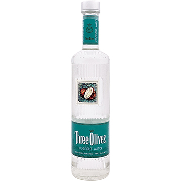 Three Olives Coconut Water Vodka